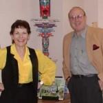 Anne Fielding & Jeffrey Carduner