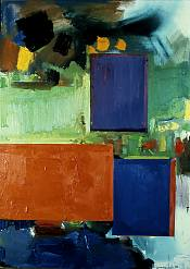 "Hans Hofmann's ""Rhapsody,"" subject of Terrain Gallery art talk"