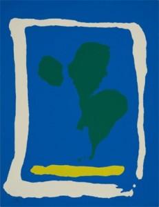 Helen Frankenthaler, Air-Frame, 1965