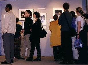 Opening at the Terrain Gallery, NYC