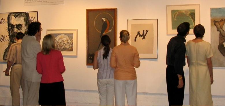 Terrain Gallery 50th anniversary exhibition