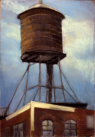 Dorothy Koppelman, Water Tower