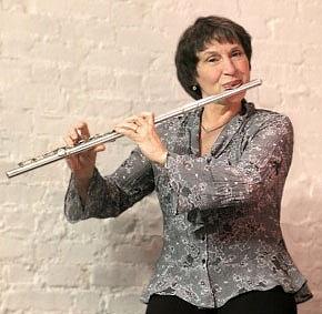 Barbara Allen, flutist and Aesthetic Realism consultant