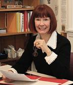 Margot Carpenter, Aesthetic Realism consultant