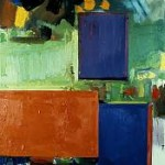 """Rhapsody,"" a painting by Hans Hofmann discussed in Terrain Gallery Art Talk series"