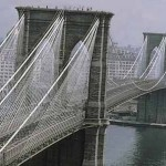 Brooklyn Bridge, for Outreach: Speakers on the Visual Arts