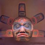Kwakiutl Sun Mask