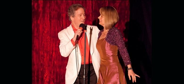 Bennett Cooperman & Meryl Nietsch-Cooperman in The Cabaret Show!