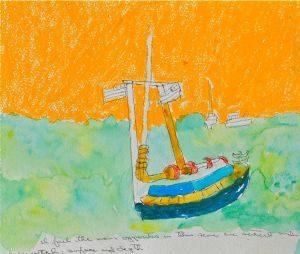 """""""Golden Sky"""" by David Bernstein"""