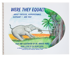 Were They Equal? by Arnold Perey: An African Tale Retold for Our Time