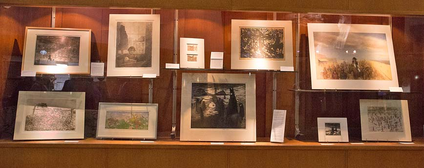 Chaim-Koppelman-at-Brooklyn-Library-2014-Foyer-Case-1A-150px