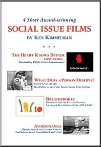 Social Issue Films by Ken Kimmelman DVD