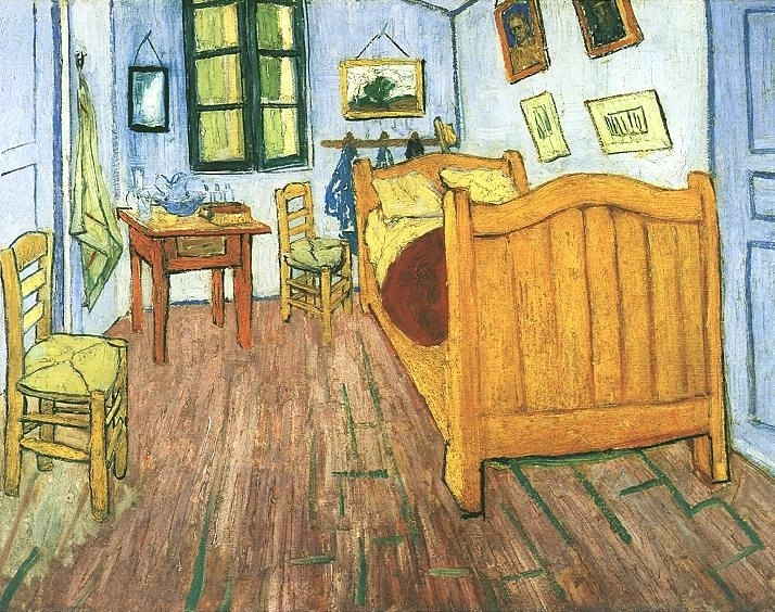 "Vincent Van Gogh's ""Bedroom at Arles,"" or, The Outside World Is Friendly?, by Aesthetic Realism Consultant Dorothy Koppelman"