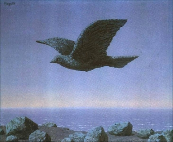 """""""The Idol"""" by Magritte"""
