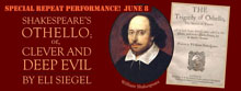 Shakespeare's Othello; or, Clever and Deep Evil
