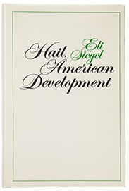 Hail, American Development. Poems - cover image