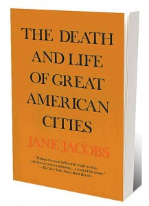 The Death and Life of Great American Cities, cover image