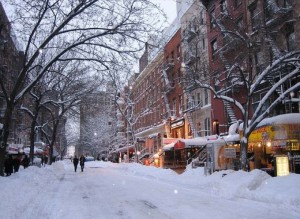 The West Village, New York City