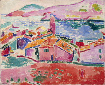 Henri-Matisse-View-of-Collioure-1905