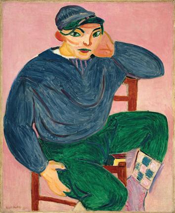 Henri-Matisse-Young-Sailor-II-1906