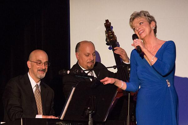 Alan Shapiro, Tony Falanga, & Marion Fennell