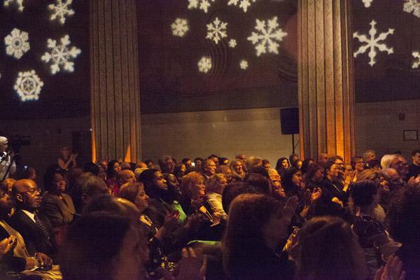 2014 Cabaret Show Audience