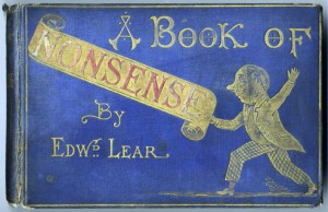 A Book of Nonsense by Edward Lear