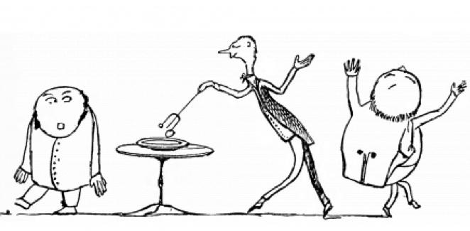 Edward Lear - limerick image