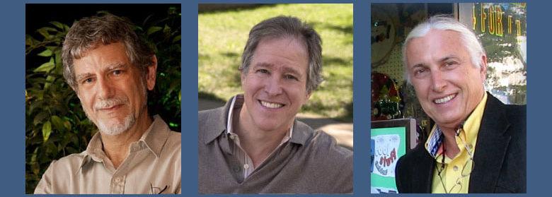 Aesthetic Realism Seminar Speakers, September 7, 2017: Arnold Perey, Bennett Cooperman, Robert Murphy