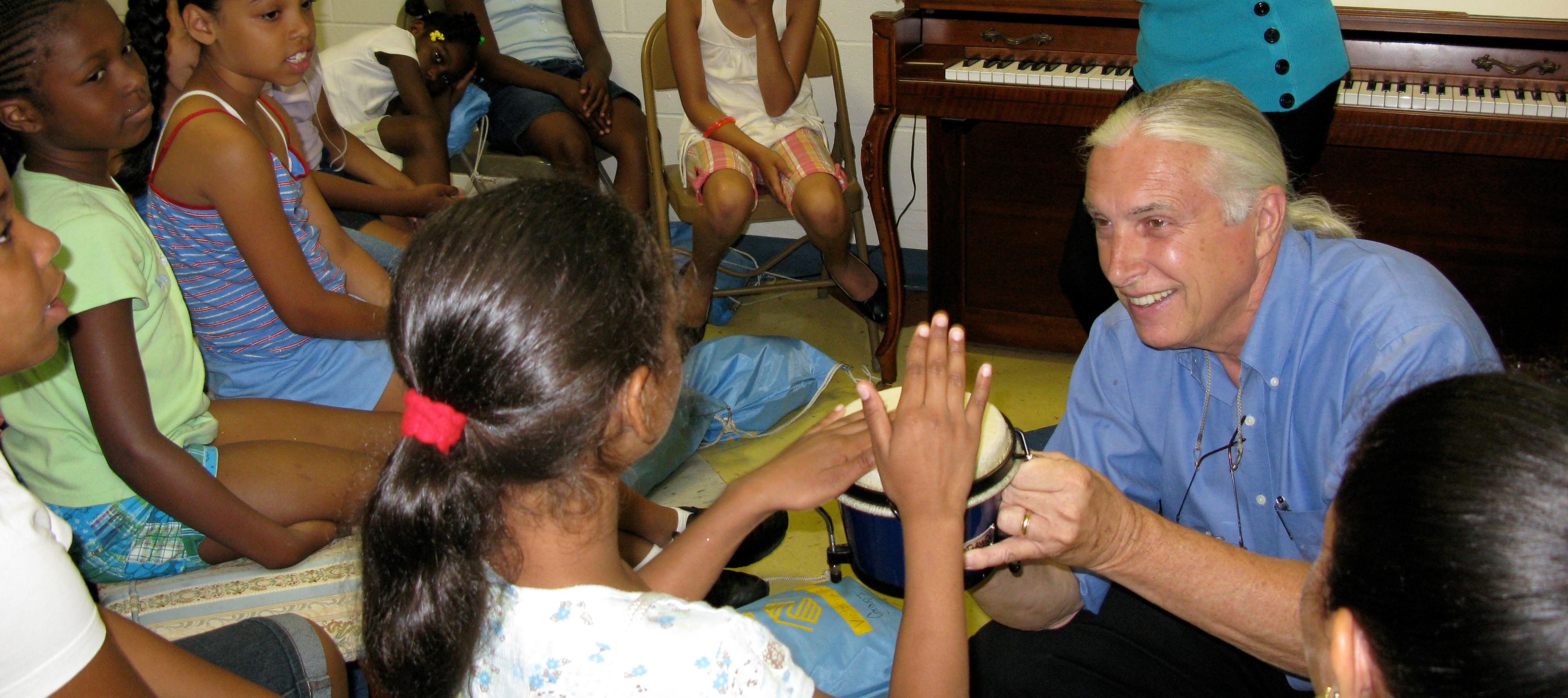 Outreach programs for children