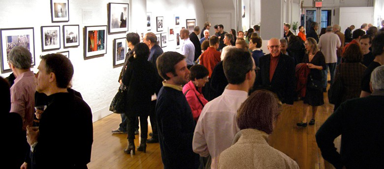 Terrain Gallery opening
