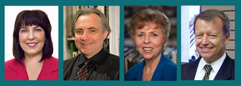 Speakers April 6: Donita Ellison, Anthony Romeo, Marcia Rackow, Dale Laurin