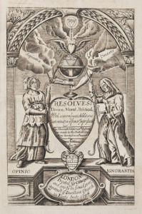 Owen Feltham, Resolves: Divine, Moral, Political, 1696 edition