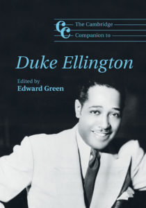 Cambridge-Companion-to-Duke-Ellington- edited by Edward Green-cover image