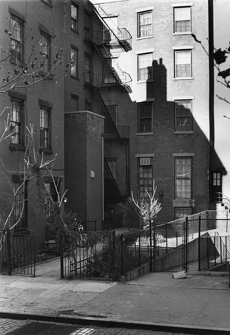 67 Jane Street in Greenwich Village, New York City, where Eli Siegel taught Aesthetic Realism