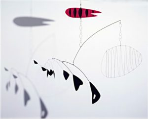 "Alexander Calder, ""Lobster Trap and Fish Tail"""