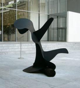 "Alexander Calder, ""Whale"""