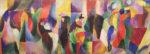 Sonia Delaunay, Le Bal Bullier (detail)
